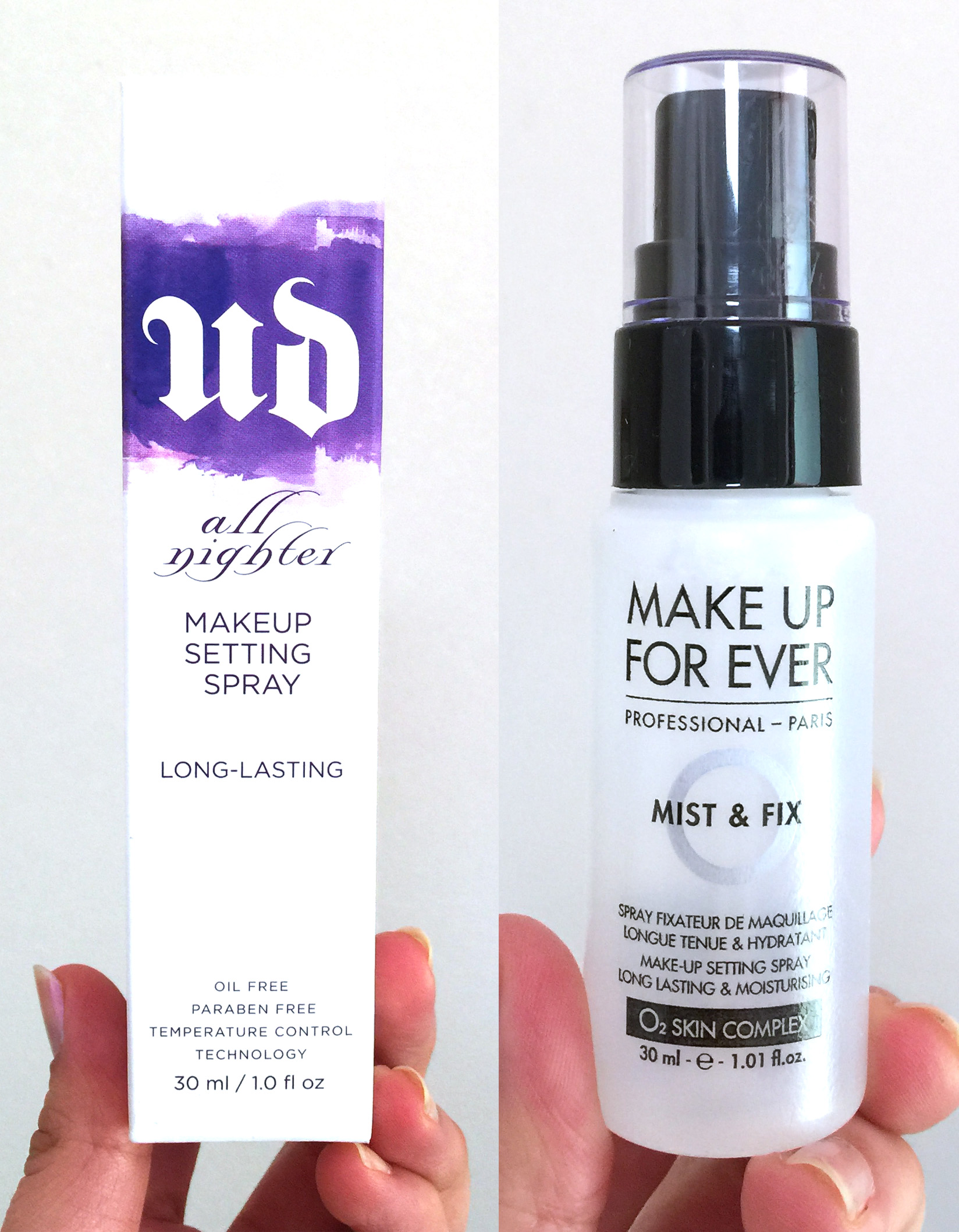 Makeup Setting Spray Mjg Beauty
