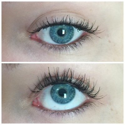 Outrageous Curl Mascara swatch