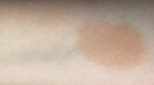 Hourglass Bronze Swatch